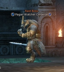 Pagan Watcher Cerberon, Screenshot.jpg